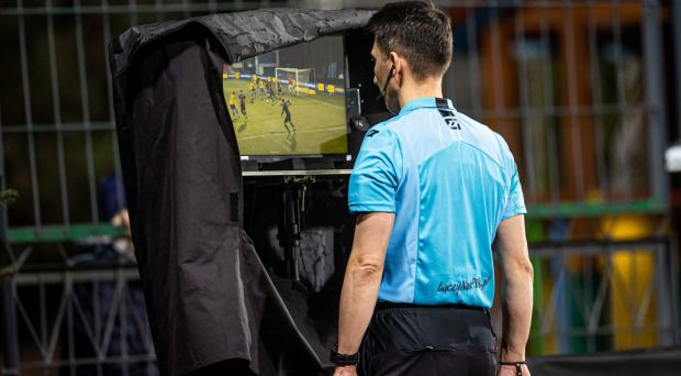 Mecze Fortuna 1. Ligi z wykorzystaniem systemu VAR - Federacja - PZPN - Łączy nas piłka